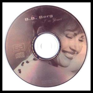 BB Berg  I'm Yours original C.D.