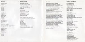 BB Berg song inside album pg 1.