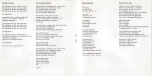 BB Berg song inside album pg 2.